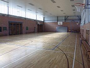Sporthalle 3