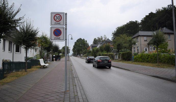 Bild zum Artikel Tempo-30-Zone auf dem Klünderberg
